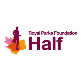 Royal Parks Foundation Half logo
