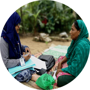 Carer counselling in Bangladesh