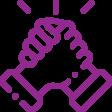 icon of handshake