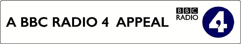 A BBC Radio 4 Appeal logo